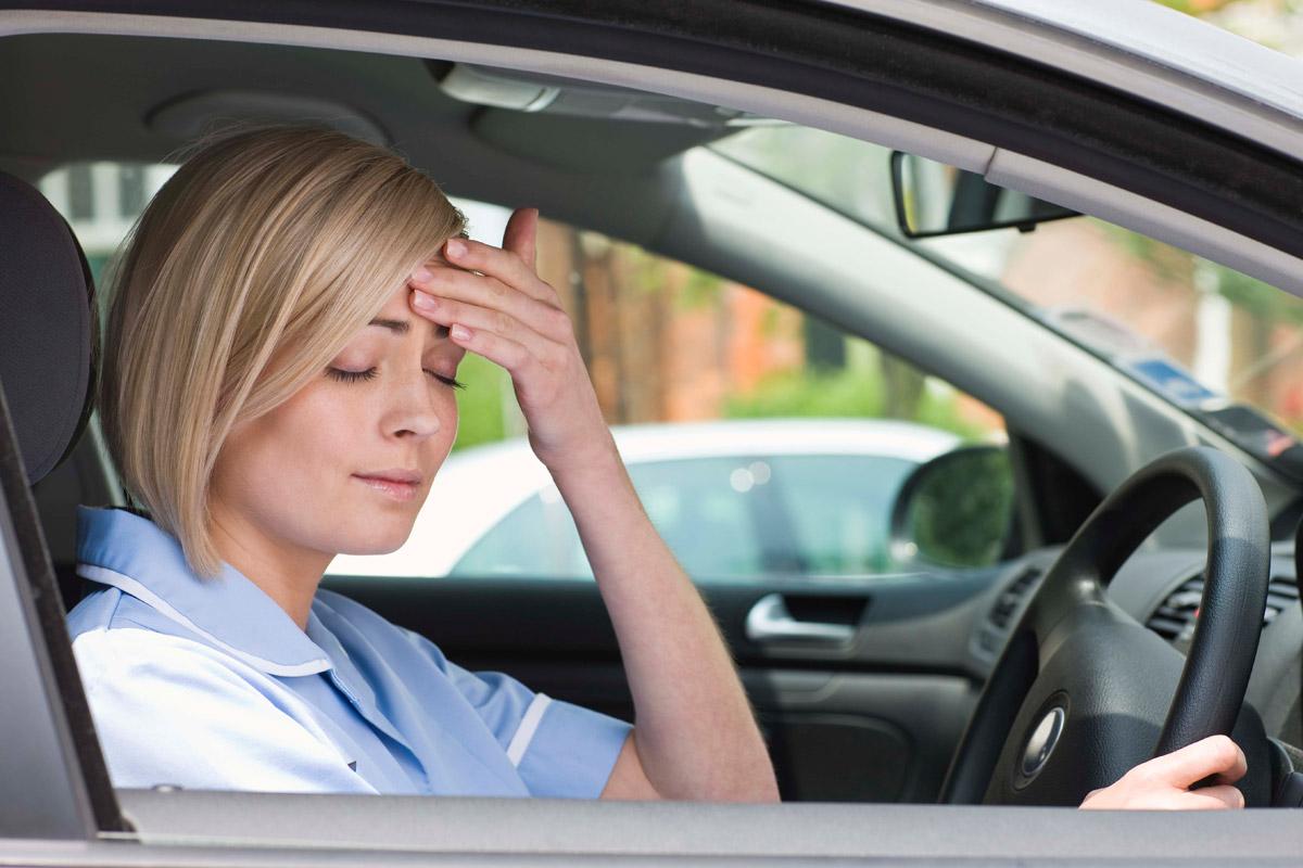 fatiga conduccion vehiculos